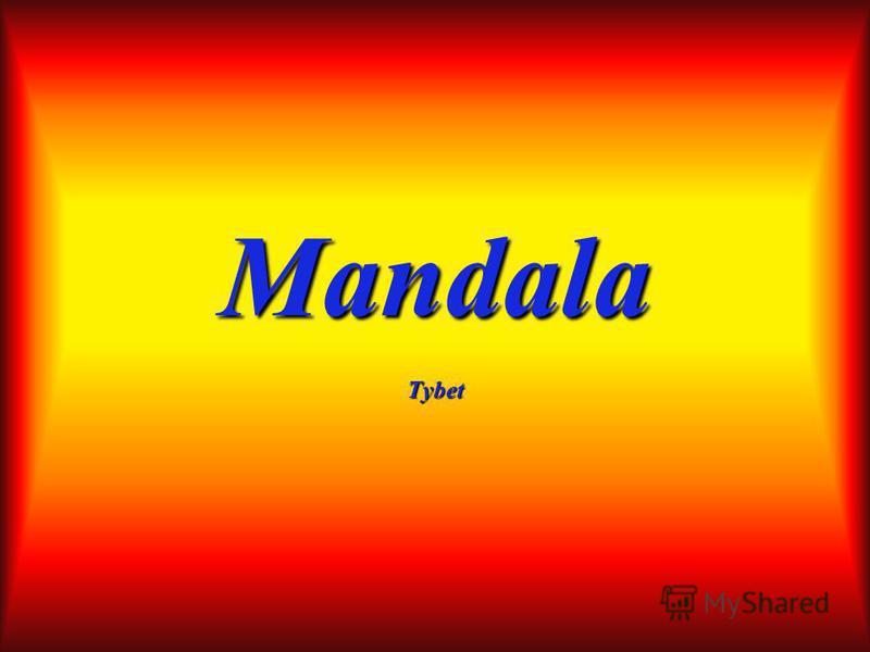 Mandala Tybet