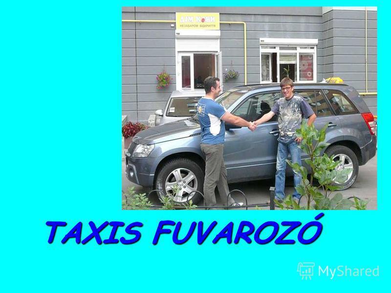 TAXIS FUVAROZÓ