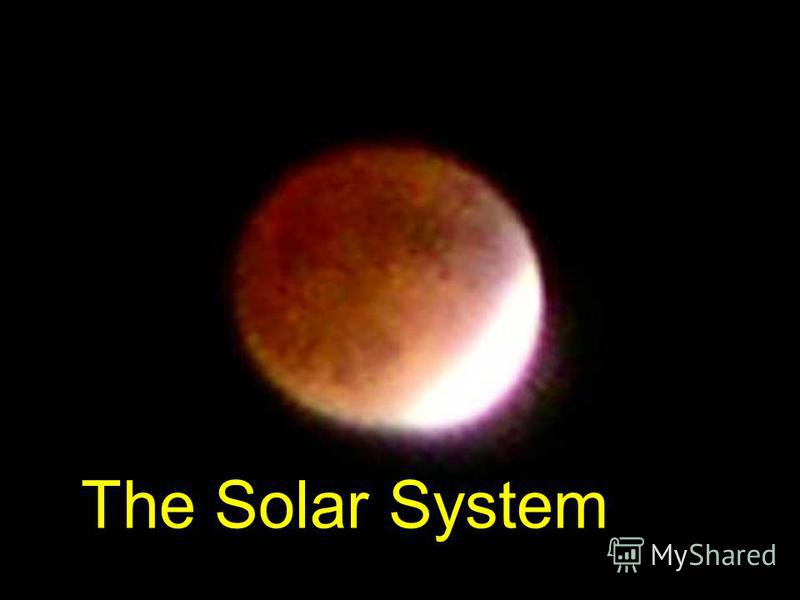 7/14/06ISP 209 - 3A1 The Solar System