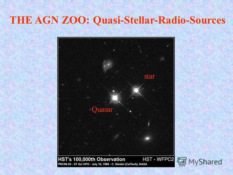 star Quasar