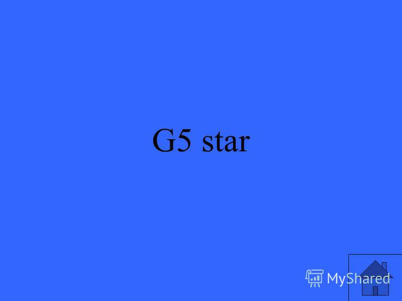 G5 star