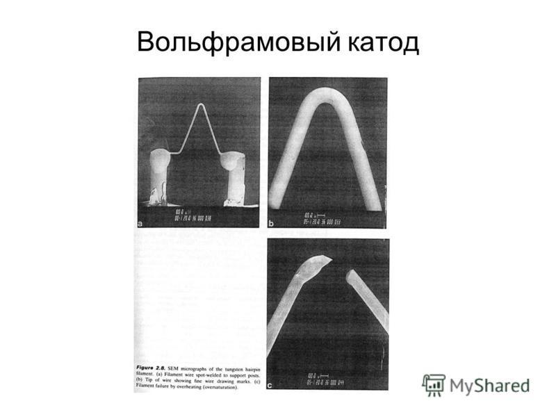 Вольфрамовый катод