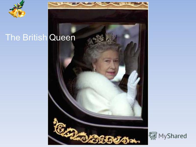 The British Queen