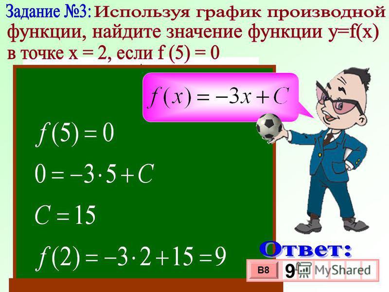 -2 2 3 -3 3 х 1 0 х В8 9