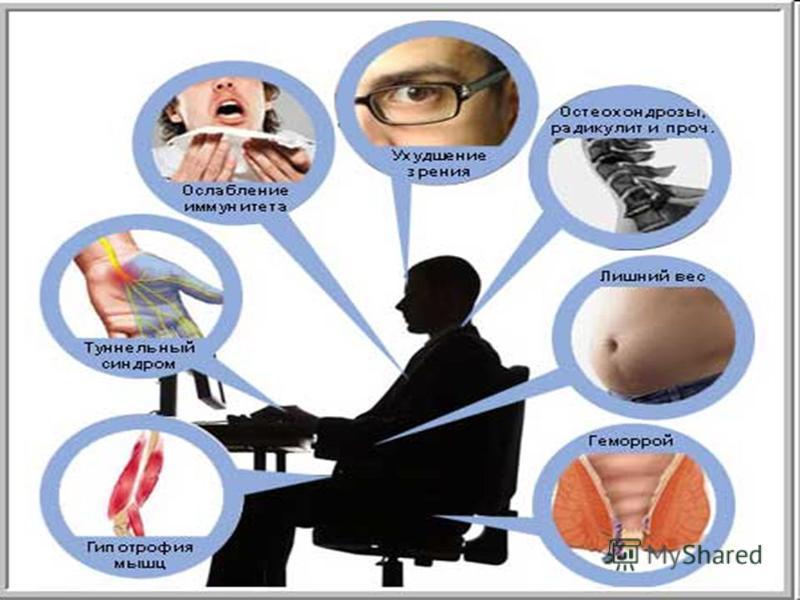 Исследуя проблему влияния компьютера на здоровье человека, становится очевидным, что средства современных информационных технологий безусловно влияют на организм пользователя.