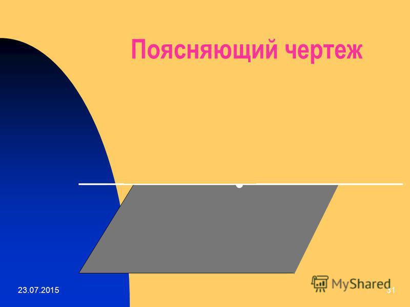 23.07.201530 1. Отметим на одной из сторон треугольника точку, которая является серединой этой стороны. 2. Проведем через эту точку прямую, параллельную одной из сторон этого треугольника. 3. Прямая разбивает этот треугольник на малый треугольник и т