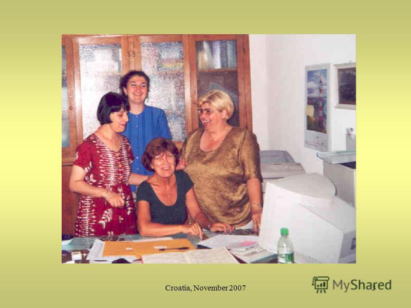 Croatia, November 20073