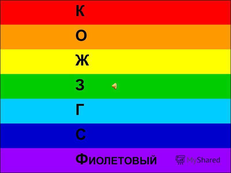 К О Ж З Г С ИНИЙ Ф ИОЛЕТОВЫЙ