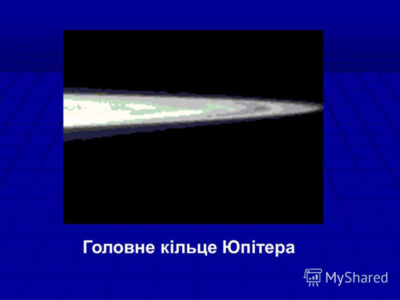Головне кільце Юпітера