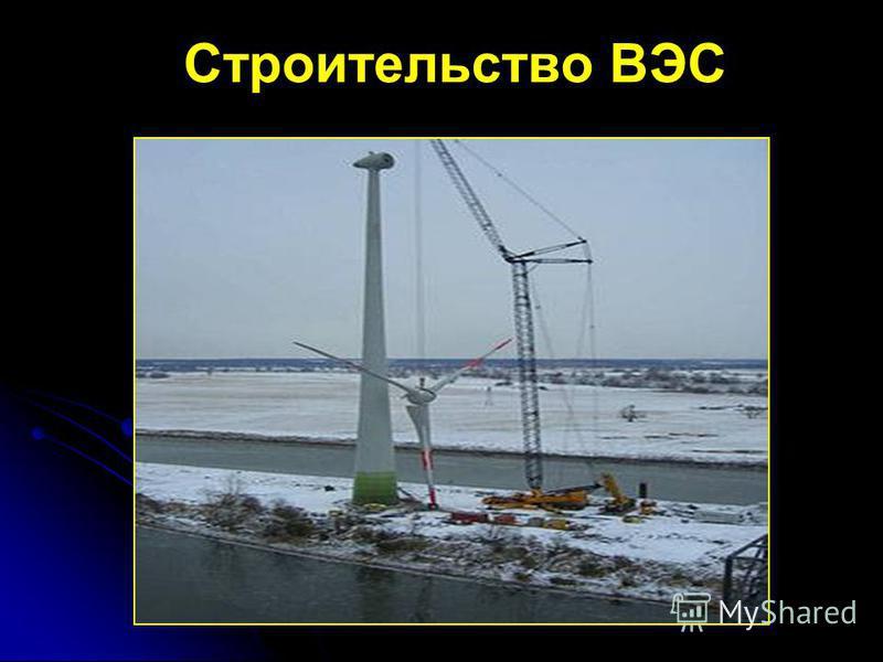 Строительство ВЭС