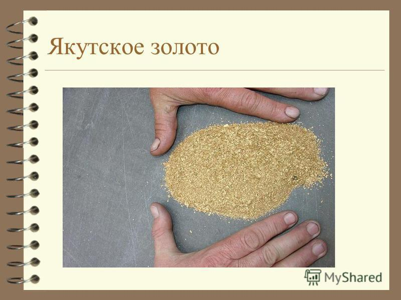 Якутское золото