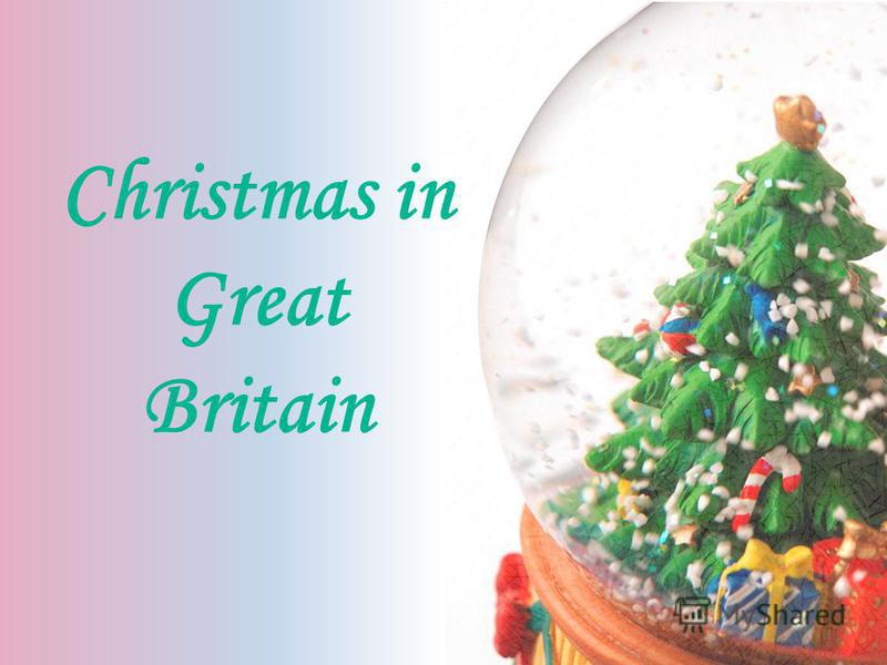1 christmas in great britain