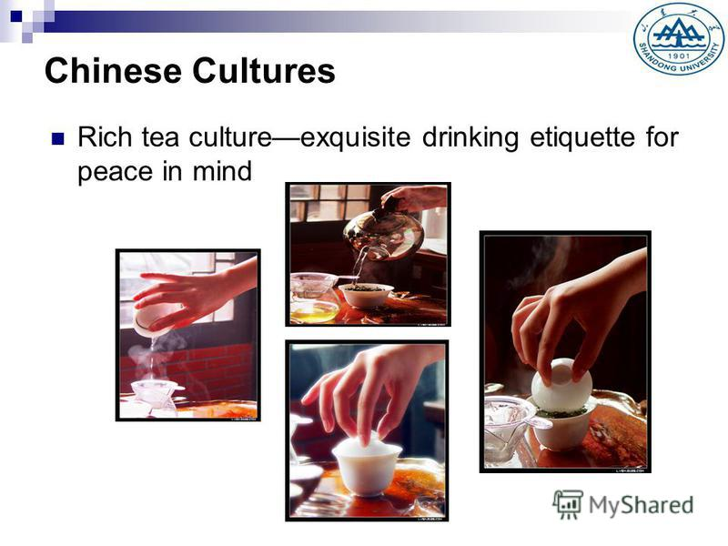 Chinese Cultures Rich tea cultureexquisite drinking etiquette for peace in mind
