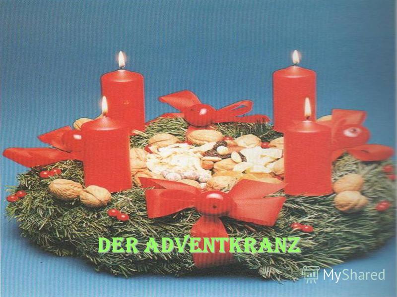 Der Adventkranz