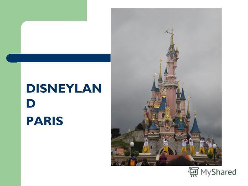 DISNEYLAN D PARIS