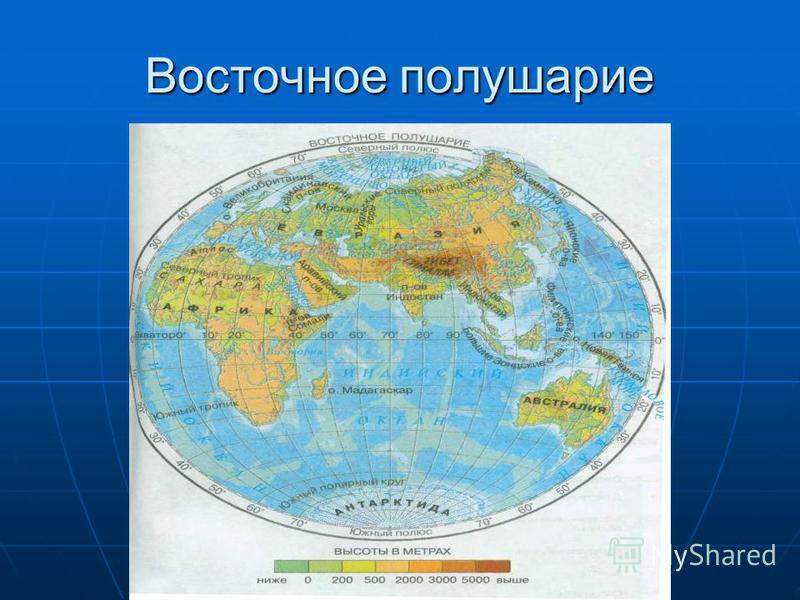 Восточное полушарие