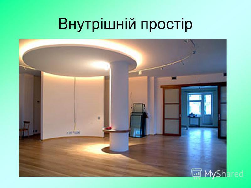 Внутрішній простір