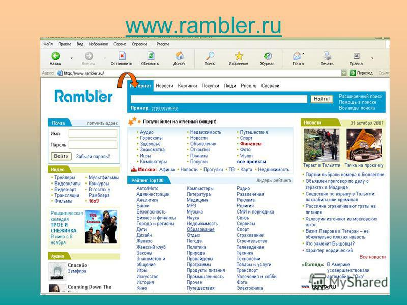www.rambler.ru