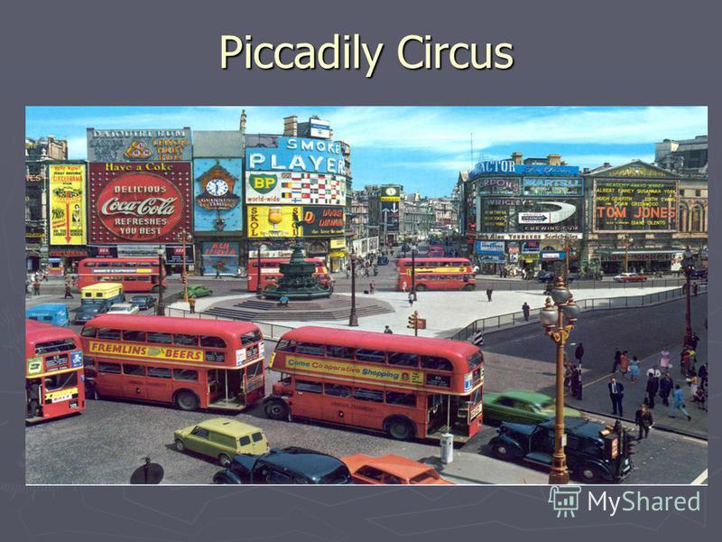 Piccadily Circus