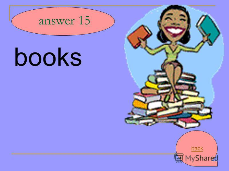 books answer 15 back