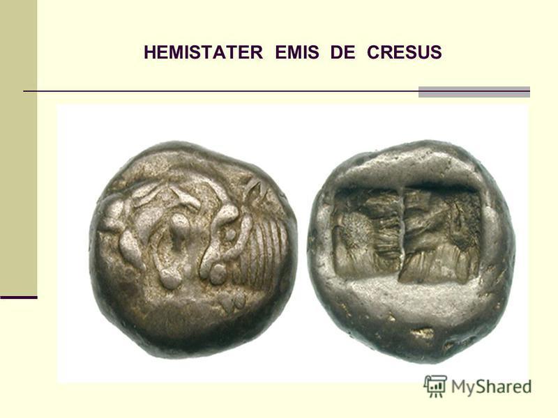 HEMISTATER EMIS DE CRESUS