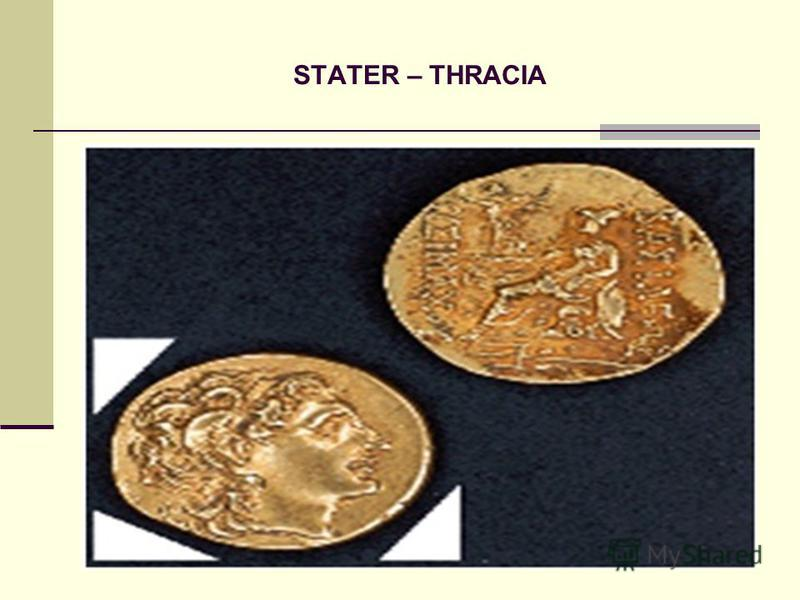 STATER – THRACIA