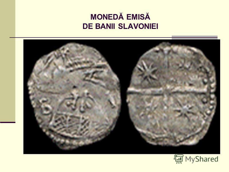 MONEDĂ EMISĂ DE BANII SLAVONIEI
