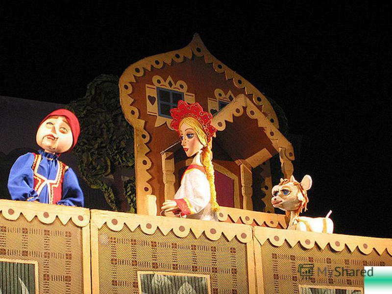 Ляльковий театр Ляльковий театр це театральне видовище, в якому діють ляльки ( можуть варіюватися за розмірами і формами, напр., бути об ' ємними або пласкими ), що рухаються за допомогою акторів. Акторами є школярі, вони керують ляльками, сховані аб