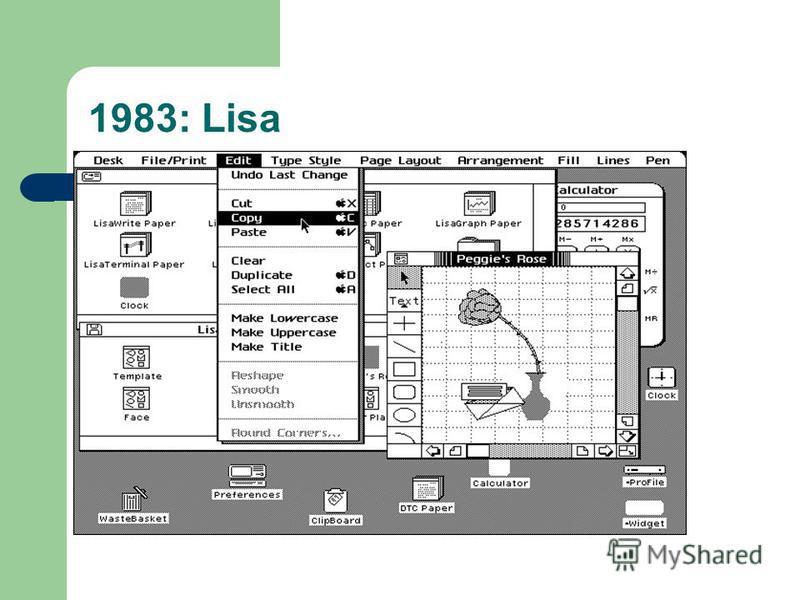 1983: Lisa