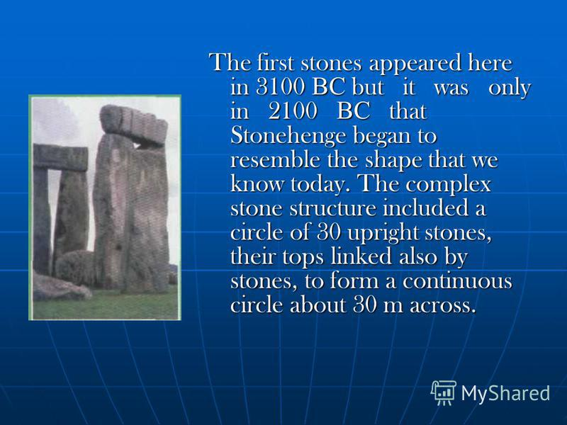 Stonehenge, one of the best-known archeological sites in the world, is probably the most mysterious place in England. Lying on Salisbury Plain in Wiltshire, this group of huge stones has always attracted both tourists and scientists trying to solve t