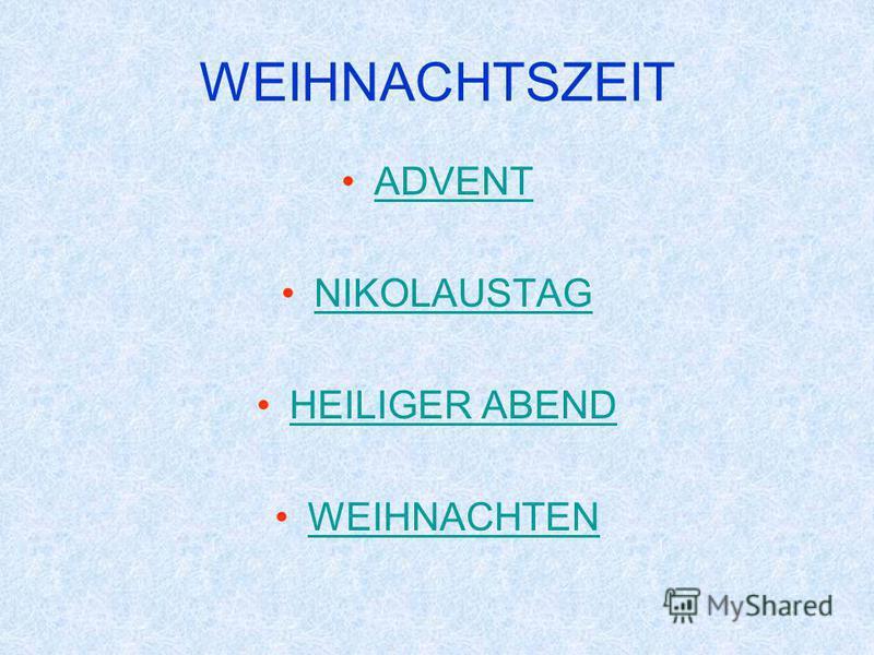 Allgemeines Weihnachten ist eine besondere Zeit in Deutschland. Es ist ein hohes religiöses Fest, der Tag der Geburt Christi. Es ist auch das beliebteste Familienfest. In Europa wird es in der Nacht vom 24. zum 25. Dezember geliefert.
