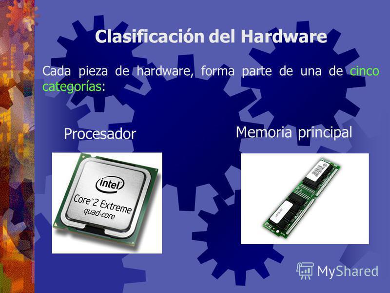 Definición de Hardware Dispositivos electrónicos interconectados que se usan para la entrada, procesamiento y salida de datos/información. En otras palabras, el hardware es todo lo que se puede tocar … pero sin conocimiento, no se debe hacer !!