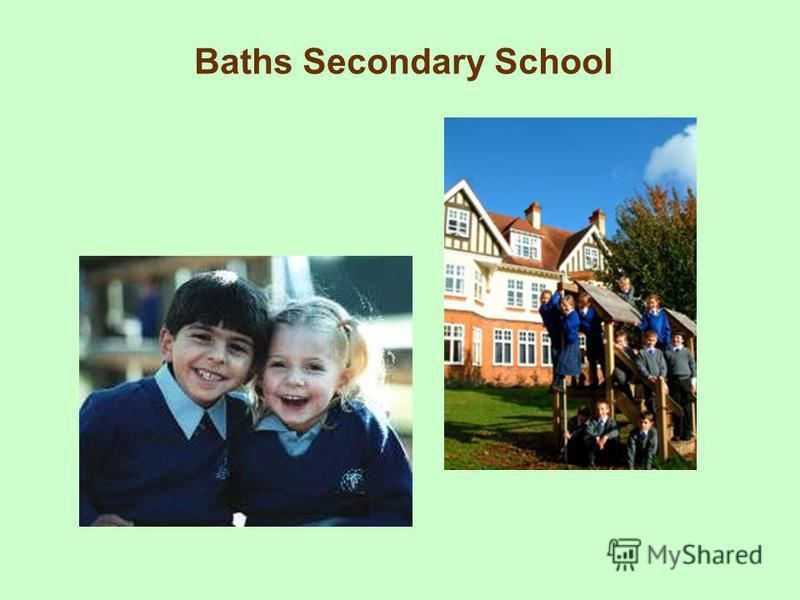 Baths Secondary School