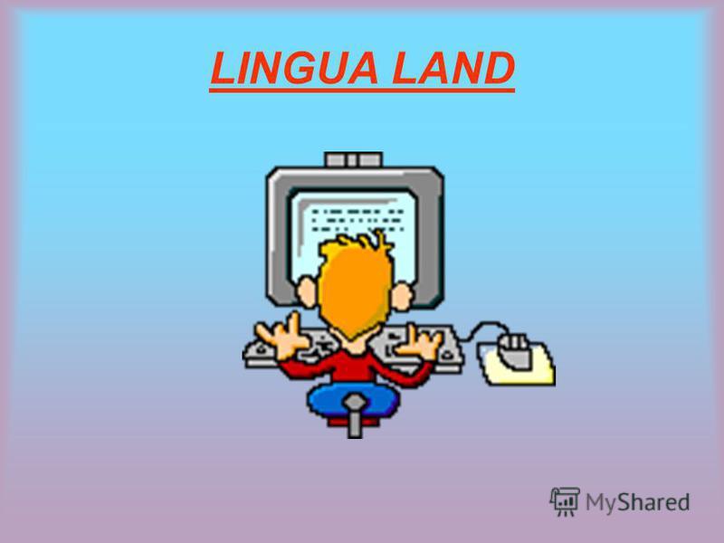LINGUA LAND