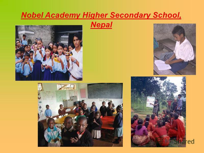 Nobel Academy Higher Secondary School, Nepal