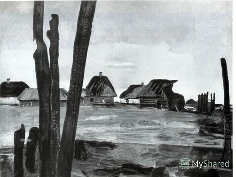 Картины 1941-1942 годов