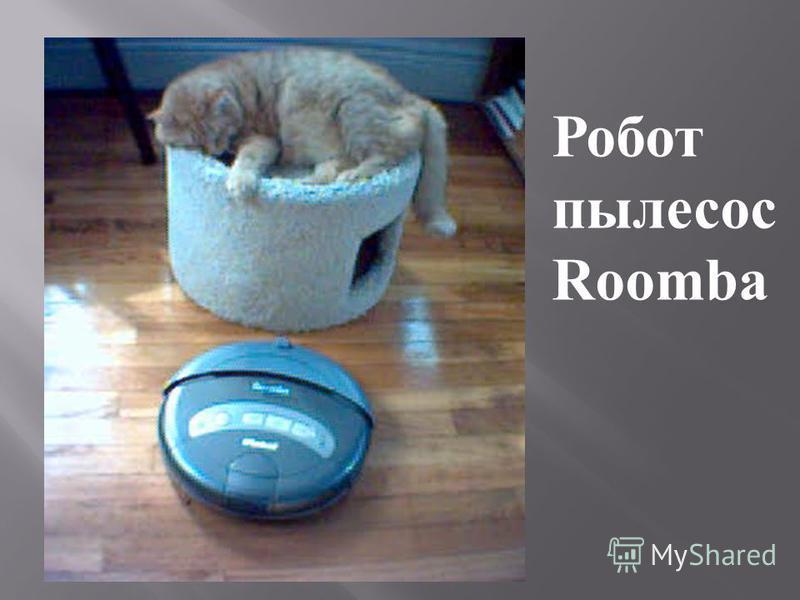 Робот пылесос Roomba