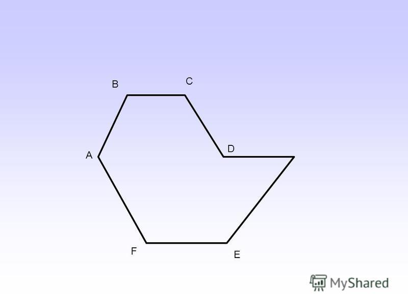 A B C D E F