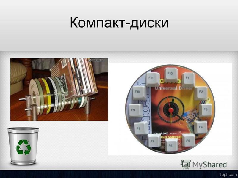 Компакт-диски