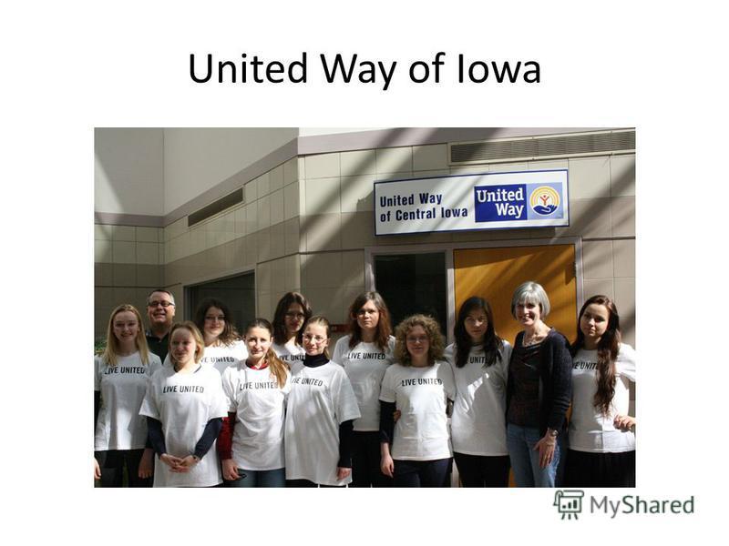 United Way of Iowa