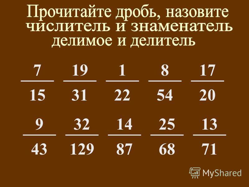 7 15 19 31 1 22 8 54 17 20 9 43 32 129 14 87 25 68 13 71
