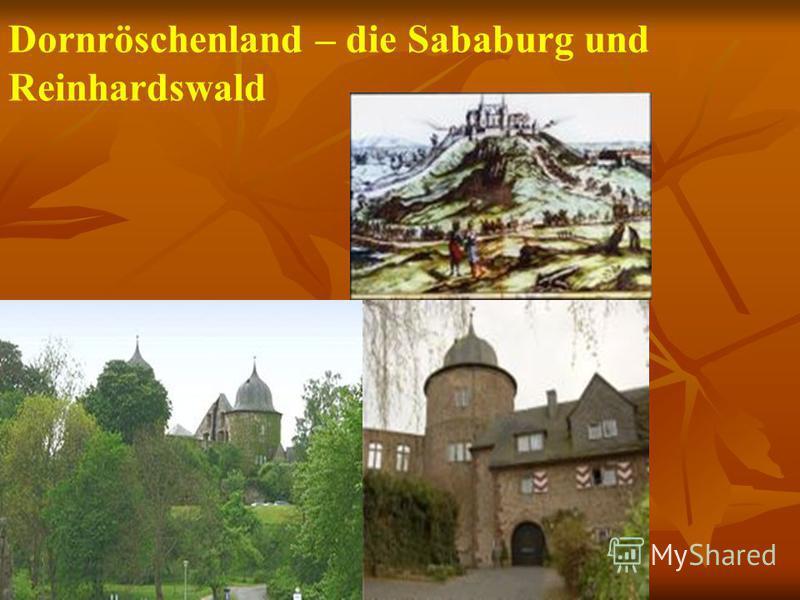 Dornröschenland – die Sababurg und Reinhardswald