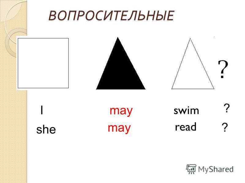 ВОПРОСИТЕЛЬНЫЕ ВОПРОСИТЕЛЬНЫЕ swim read mayI she ? ?