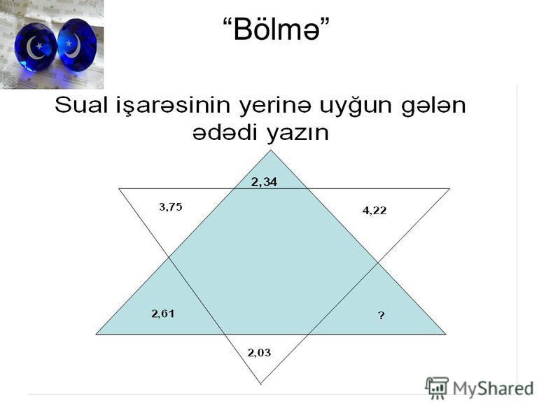 Bölmə