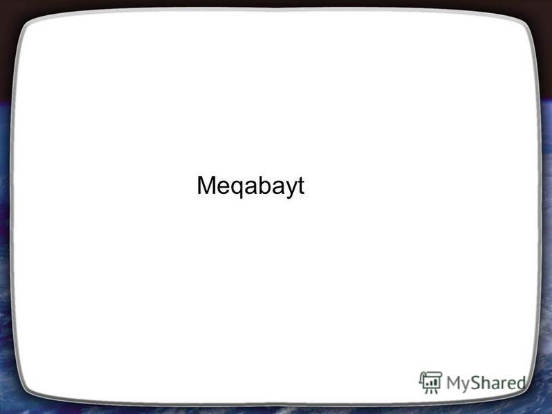 Meqabayt