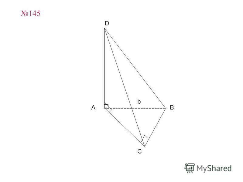 145 D AB C b