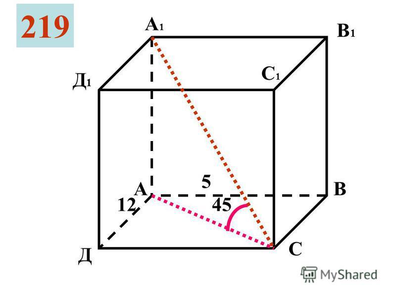 Правильная призма это прямая призма, у которой основания правильные многоугольники Боковые грани – равные прямоугольники