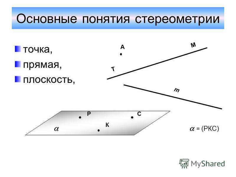 Учебный материал 10 класса по геометрии ЧТО БУДЕМ ИЗУЧАТЬ В 10-м КЛАССЕ Аксиомы стереометрии Параллельность прямых и плоскостей Перпендикулярность прямых и плоскостей Многогранники