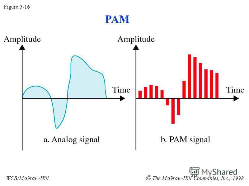 Figure 5-16 WCB/McGraw-Hill The McGraw-Hill Companies, Inc., 1998 PAM