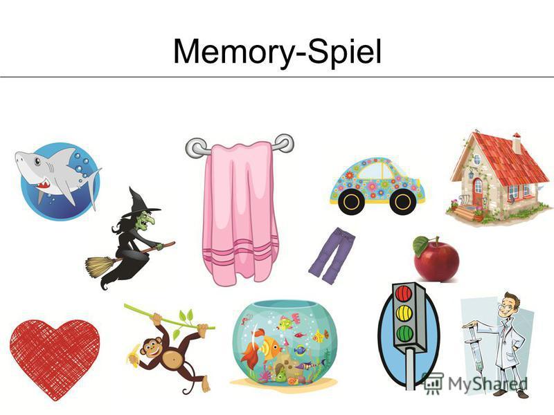 Memory-Spiel